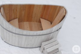 Wooden tubs