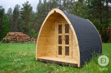 Summer house-camping